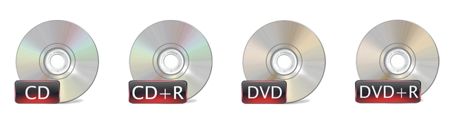 Duplication de  CD-ROM DVD-ROM