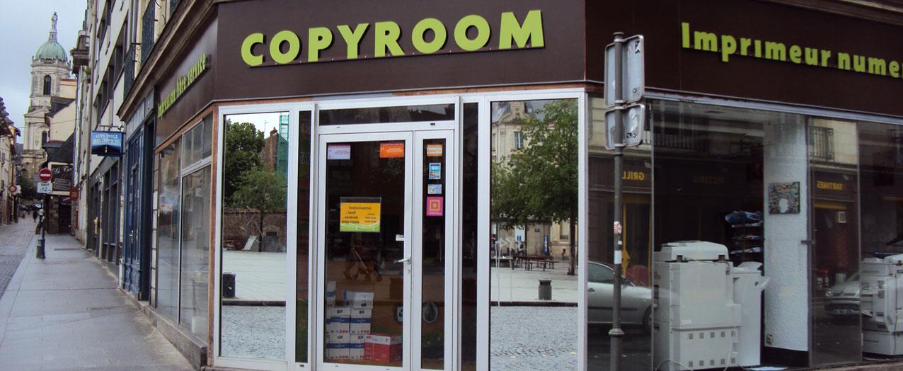 Copyroom vous propose un vaste choix de supports imprimables...